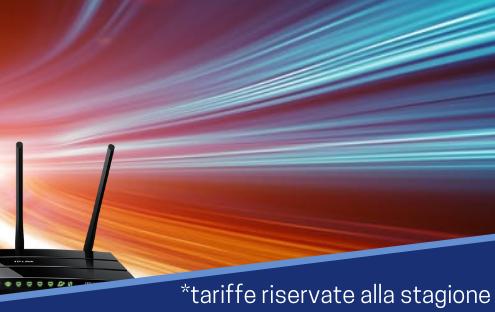 Offerte Internet stagionali - Valcom Calabria