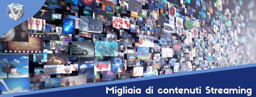 Guardare contenuti in streaming: cosa c'è da sapere - Valcom Calabria