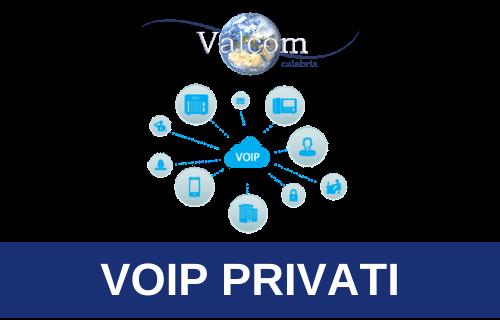 VoIP privati - Valcom Calabria