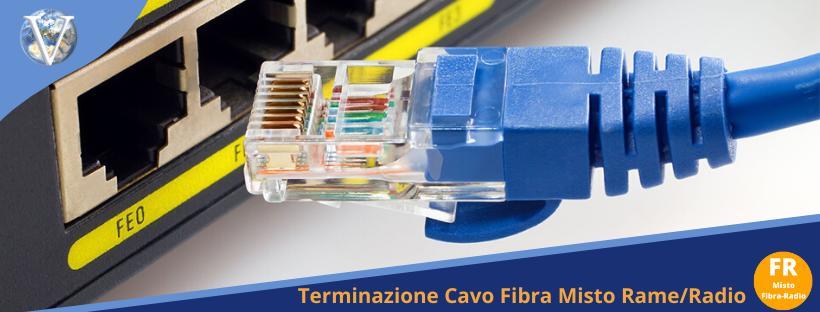 Cavo Fibra Misto Rame - Valcom Calabria