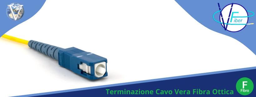 Cavo Vera Fibra Ottica VFiber - Valcom Calabria