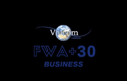 FWA+ 30 Business - Valcom Calabria