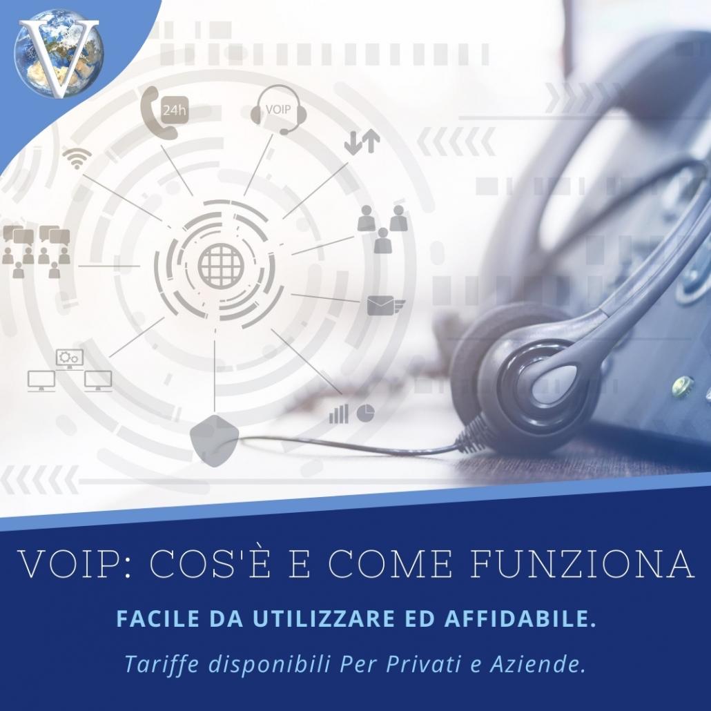VoIP: cos'è e come funziona - Valcom Calabria