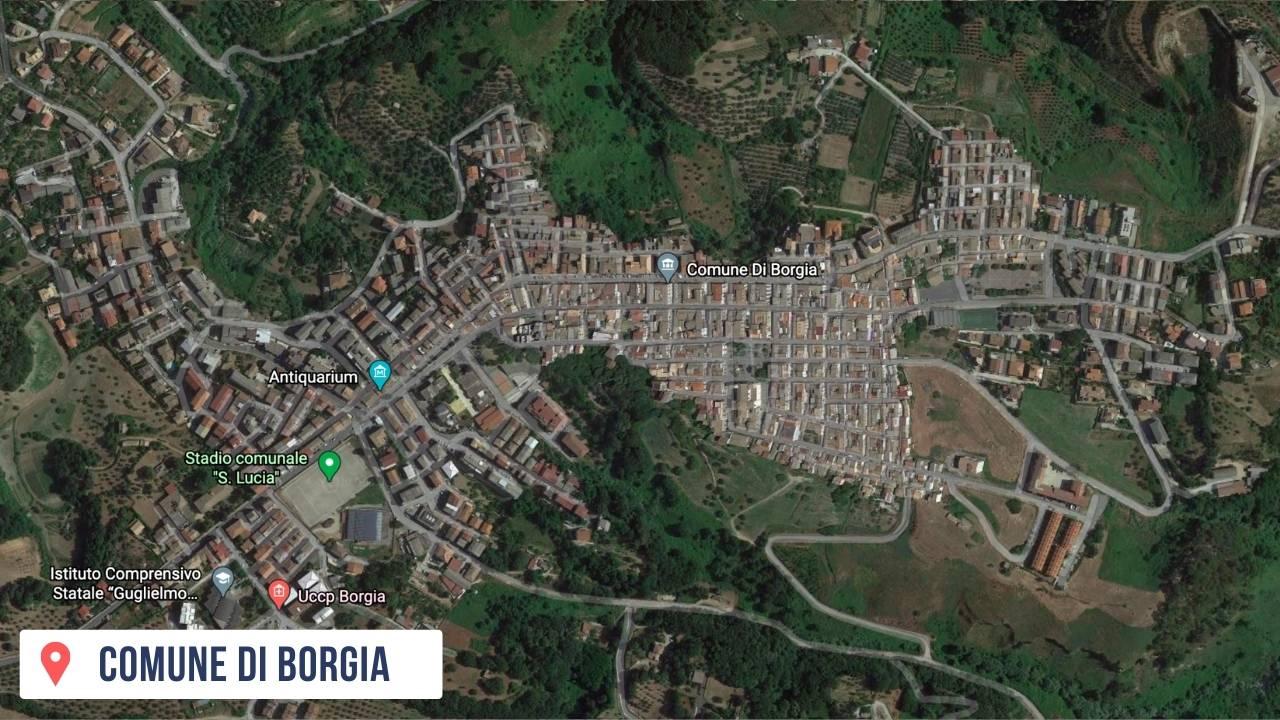 Vfiber - Comune di Borgia