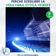 Perché scegliere la Vera Fibra Ottica VFiber? - Valcom Calabria