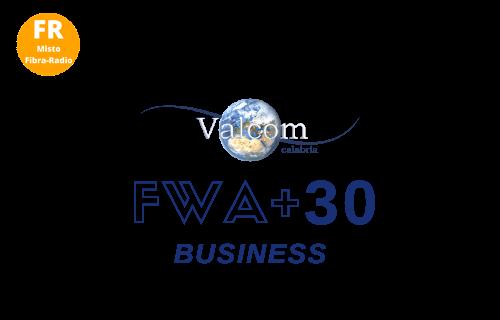 FWA Tabella prezzi Valcom Aziende