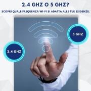 2.4 GHz o 5 GHZ? Scegli la giusta frequenza Wi-Fi